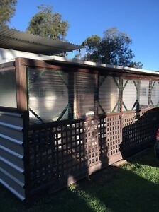 Onsite caravan Gerroa Kiama Area Preview