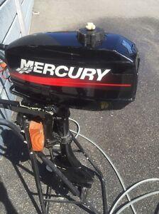 Mercury Outboard 3.3HP Wangara Wanneroo Area Preview