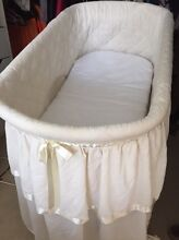 Baby bassinette newborn bed with great extras Richlands Brisbane South West Preview