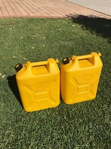 Diesel jerrycans Atwell Cockburn Area Preview