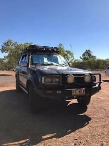 1995 Toyota LandCruiser Wagon Willare West Kimberley Preview