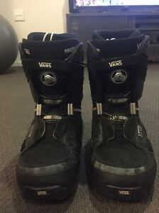Vans snowboarding boots Cooranbong Lake Macquarie Area Preview