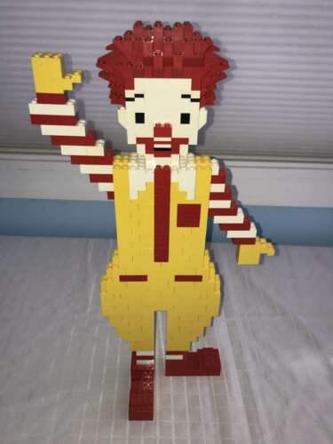 Ronald McDonald Lego