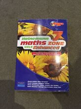 Heinemann Maths Zone 7 Aspendale Gardens Kingston Area Preview