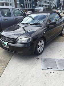 Holden Astra 2005 automatic convertible with black leather Bankstown Bankstown Area Preview