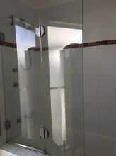 Shower screen, to fit over bath Woolooware Sutherland Area Preview