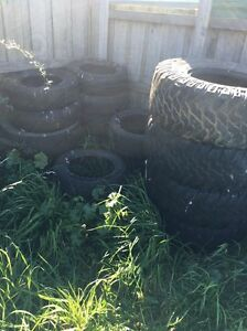Assortment of tyres Clarendon Vale Clarence Area Preview