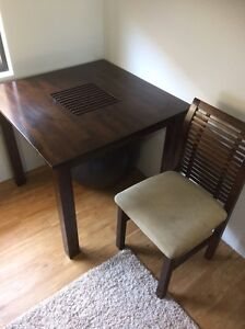 Madang Dining Table and 3 Chairs Wandi Kwinana Area Preview