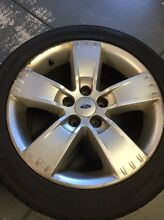 BF xr6 rims and tyres Joondalup Joondalup Area Preview