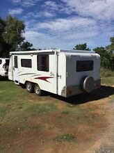 Jayco Sterling pop-top 17ft Keppel Sands Yeppoon Area Preview