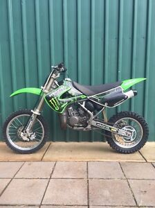 Kx85 small wheel Elizabeth Park Playford Area Preview