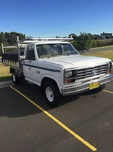 1987 ford F100 Urgent swap sell Lithgow Lithgow Area Preview