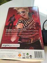 Sing star PS3 mike + games Punchbowl Launceston Area Preview