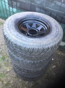 Hilux wheels Yagoona Bankstown Area Preview