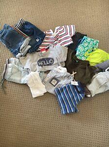 Baby Boy Clothes size 0 Garden Suburb Lake Macquarie Area Preview