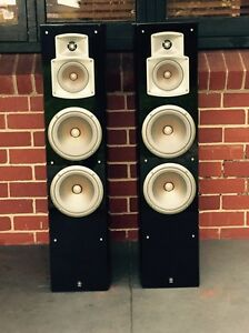 Yamaha NS 777 Tower Speakers Willagee Melville Area Preview