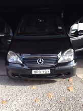 2004 Mercedes A160 Guildford Parramatta Area Preview