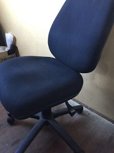 Gas Lift Chair Fabric Office Chair Excellent quality Herne Hill Swan Area Preview