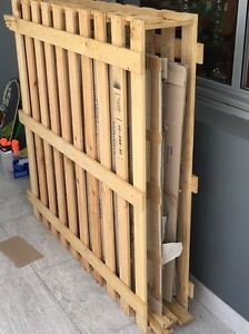 Pine packing crate for moving  / transport Lane Cove North Lane Cove Area Preview