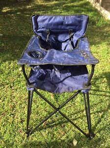 Camping highchair Umina Beach Gosford Area Preview