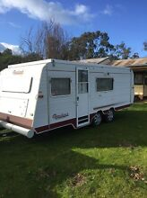 Roadster caravan Springhurst Wangaratta Area Preview