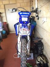 Yamaha WR250 f 2005 Bendigo Bendigo City Preview