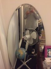Full length oval mirror Coorparoo Brisbane South East Preview