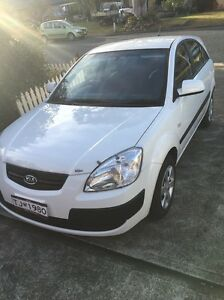 Kia Rio 2008 Medowie Port Stephens Area Preview