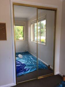 Wardrobe mirror doors Brookfield Brisbane North West Preview