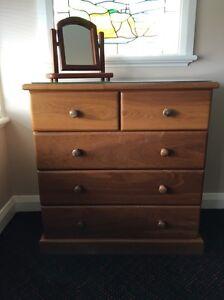 Jarrah chest of drawers St James Victoria Park Area Preview