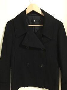 Uniqlo 90% wool jacket size L Cremorne North Sydney Area Preview