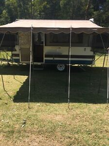 Millard Pop Out /Pop Top Caravan Elermore Vale Newcastle Area Preview