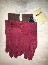 Brand new Marcs leather gloves with wool lining. Edgecliff Eastern Suburbs Preview
