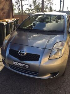 2007 Toyota Yaris East Maitland Maitland Area Preview