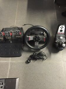 Logitech g27, driving force gt and driving force ex ps2 PS3 wheel Bexley Rockdale Area Preview