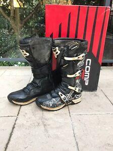 Fox Comp 5 motocross boots size 11-12 Northmead Parramatta Area Preview