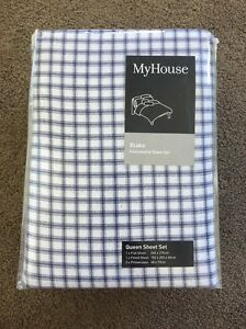 Flannelette Queen sheet set Neutral Bay North Sydney Area Preview