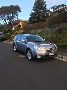 2010 Subaru Outback station wagon West Moonah Glenorchy Area Preview