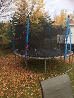 14ft trampoline