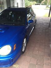 01 wrx wagon swap for v8 commodore Taree Greater Taree Area Preview