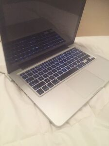 Apple MacBook Pro 13inch North Sydney North Sydney Area Preview
