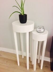Side tables Como South Perth Area Preview