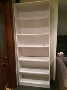 White Book Shelving/Case Adamstown Newcastle Area Preview