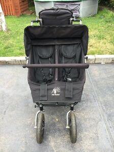 ABC Adventure Buggy twin, triple pram Berwick Casey Area Preview