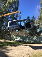 Toyota Landcruiser 80 series wrecking Kenwick Gosnells Area Preview