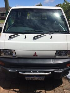 2009 Mitsubishi Express Van/Minivan Kewdale Belmont Area Preview