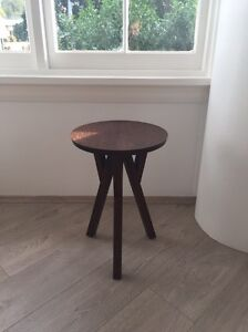 Designer Side Table from Project 82 Darling Point Eastern Suburbs Preview