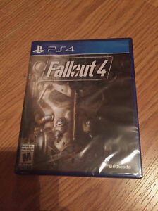 Fallout 4 PS4 (STILL IN PACKAGE)