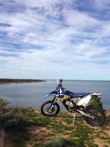 Husaberg fe 450 Golden Grove Tea Tree Gully Area Preview