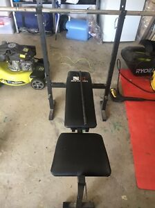 Gym equipment & weights Rutherford Maitland Area Preview